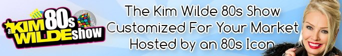The Kim Wilde 80s Show Page Header