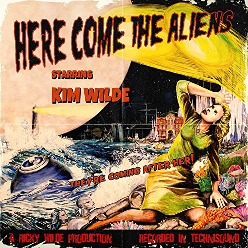"Kim Wilde : ""Here Come The Aliens"""