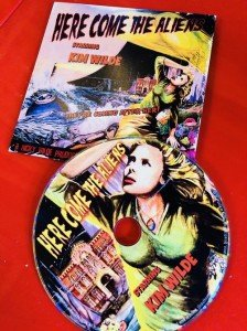 "Kim Wilde : ""Here Come the Aliens"" (promo CD)"