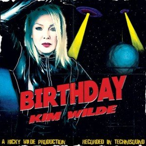 "Kim Wilde new single ""Birthday"""